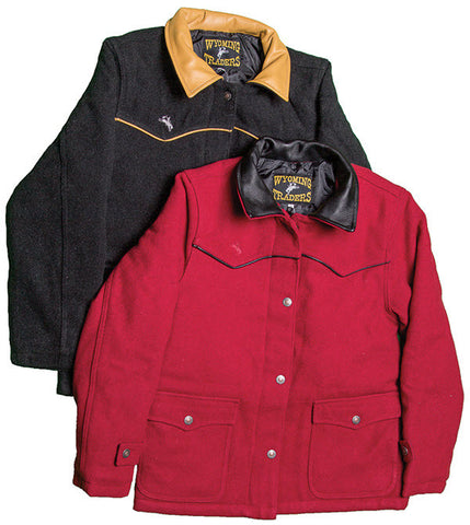 Ladies Wyoming Trader Wool Ranch Coat SALE