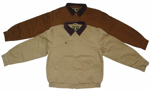 Men's Wyoming Traders Summer Canvas Jacket