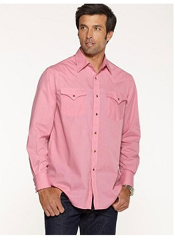 Men's Pendleton Frontier Pink Shirt DA076-66513