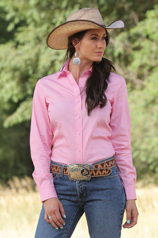 Ladies Cruel Girl Pink Arena Fit Shirt CTW9164071