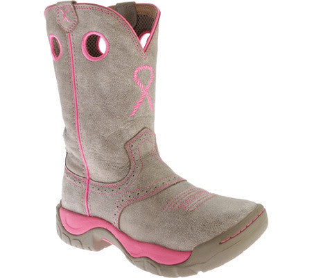 Ladies Twisted X Dusty Tan All Around Boot Tough Enough To Wear Pink WAB0008