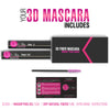 Best Waterproof Drugstore Dry Fiber Mascara for Short and Sparse Lashes