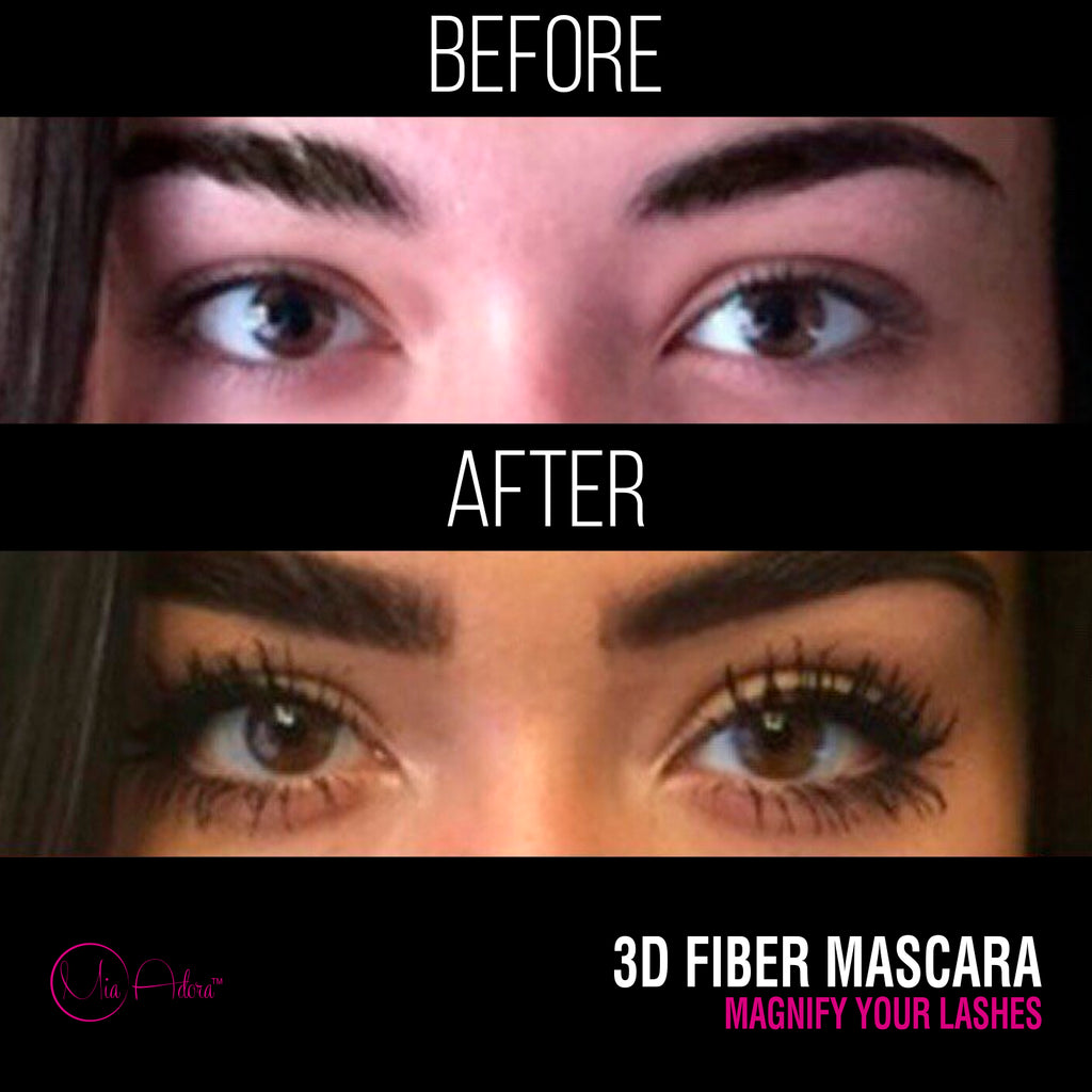 Best 3D Fiber Lash Mascara in Oklahoma for Short and Thin Lashes