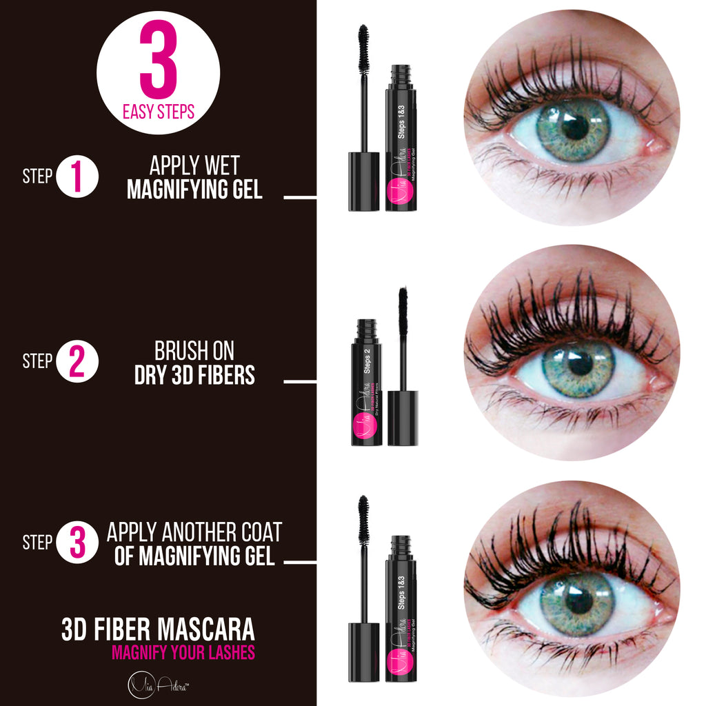 Best 3D Fiber Lash Mascara in Kentucky for National Give Something Away Day