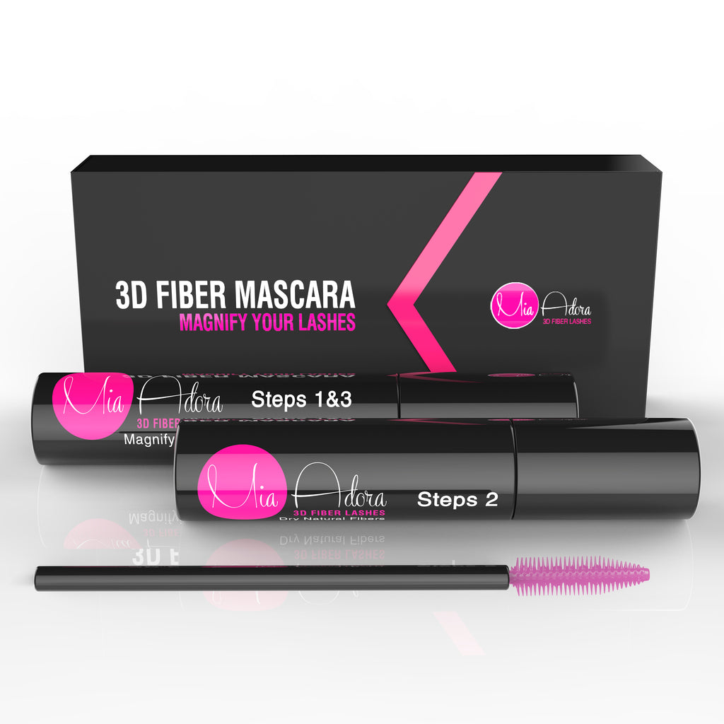 Kick Off Summer with Sweat-Proof 3D Fiber Lash Mascara