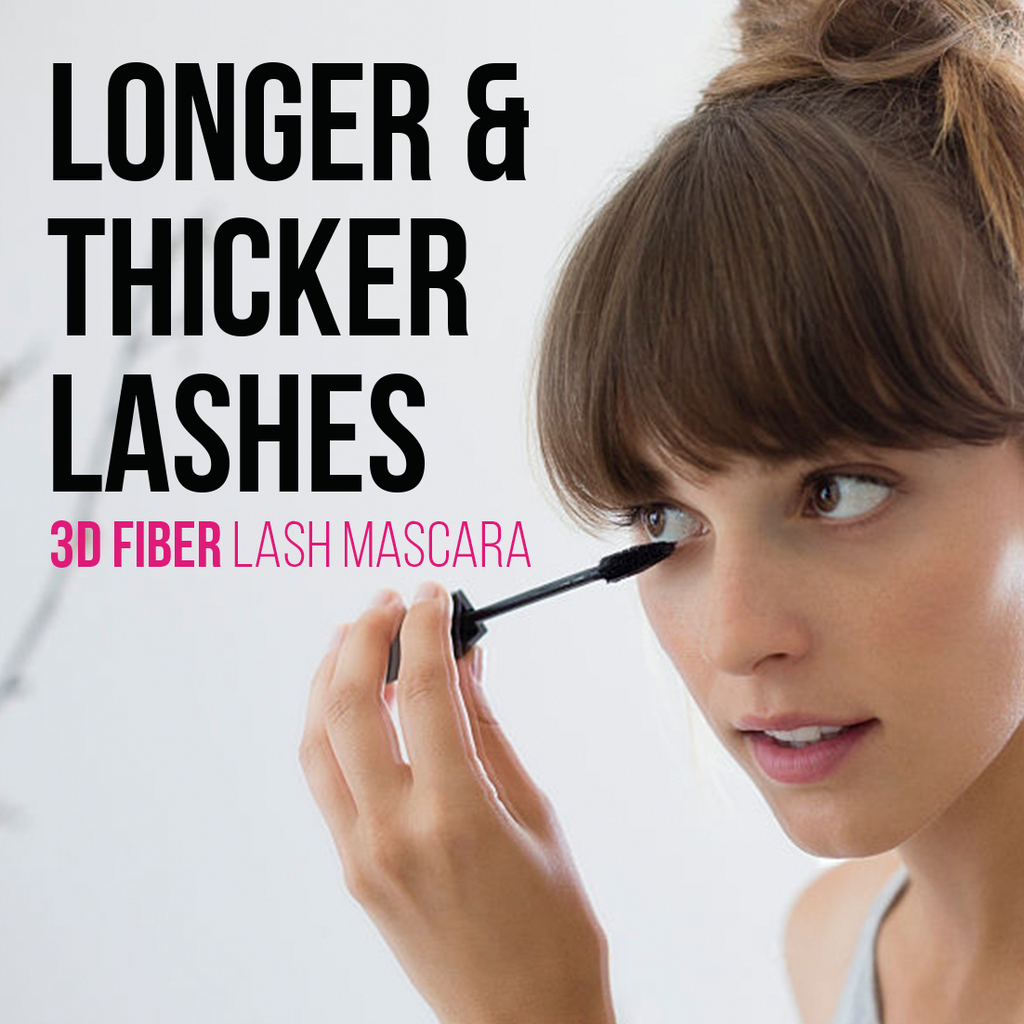 Best 3D Fiber Lash Mascara in Virginia for National Red Wine Day