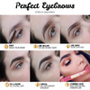 Video Explores How To Apply Natural Eyebrow Pencil Looks Tutorial for Beginners
