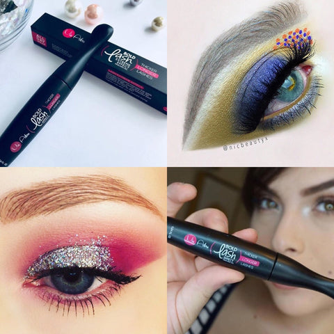 Bold Lash Effect - Mascara Gel