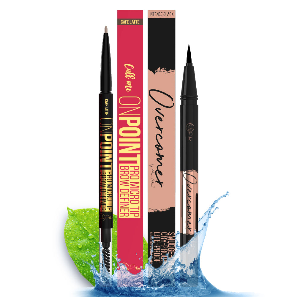 Limited Time - Overcomer Eyeliner & On Point Eyebrow Pencil