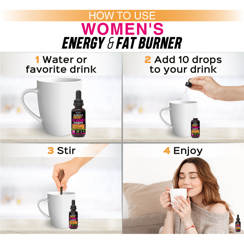 Fat Burning and Energy Drops