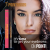 Image of On Point - Eyebrow Pencil - CAFE LATTE