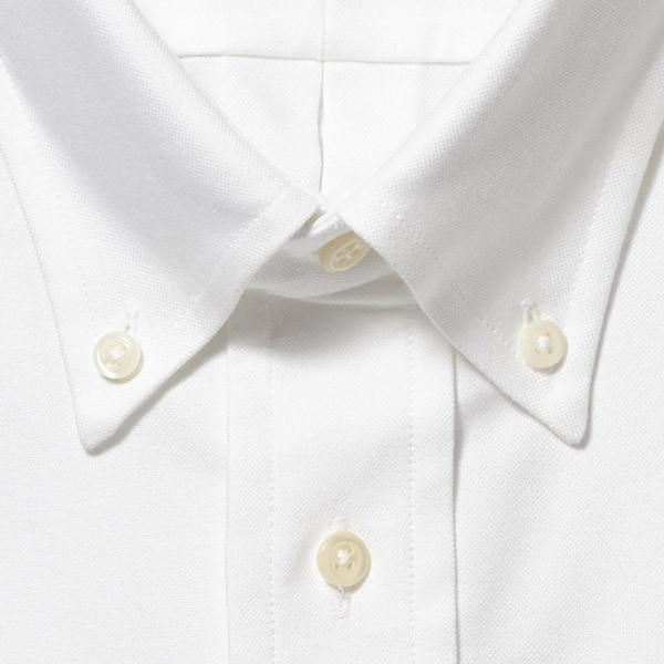 Gitman Bros. White Oxford Cloth Button Down