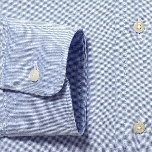 Gitman Bros. Blue Oxford Cloth Button Down