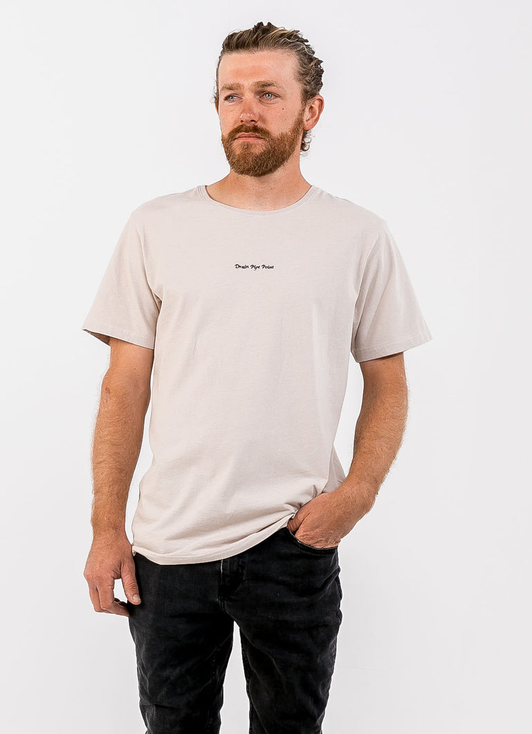 DRAIN PIPE POINT T-SHIRT
