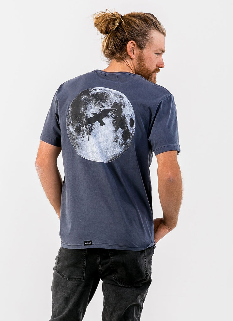 navy moon shirt