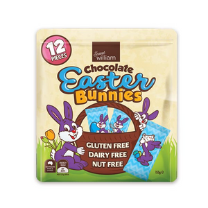 Chocolate Easter Bunny Minibar Multipack