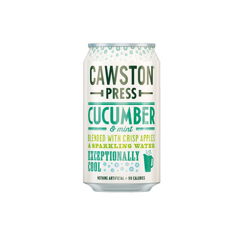 Cucumber and Mint (330ml)