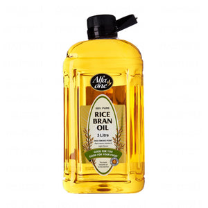 Alfa One Rice Bran Oil (3L)