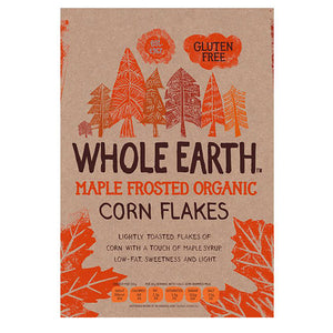 Maple Frosted Organic Corn Flakes (375g)