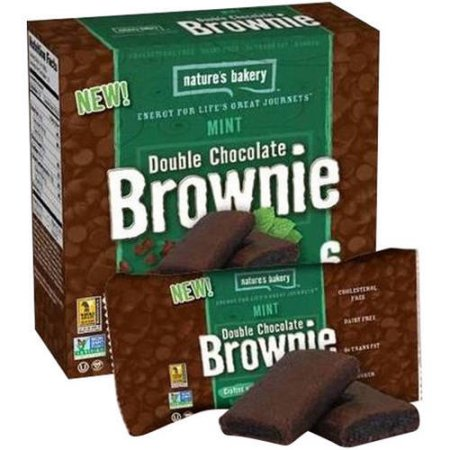 Mint Double Chocolate Brownie