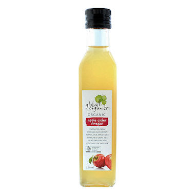 Global Organics Apple Cider Vinegar (250ml)