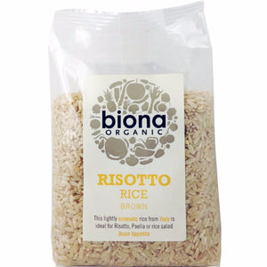 Risotto Rice Brown (500g)