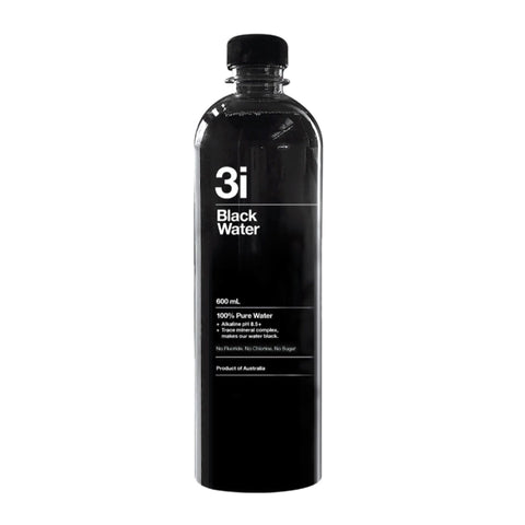 3i Black Water Fulvic Trace Mineral Beverage
