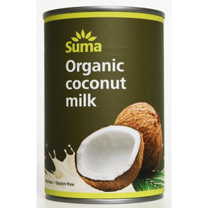 Organic Coconut Milk (400g)