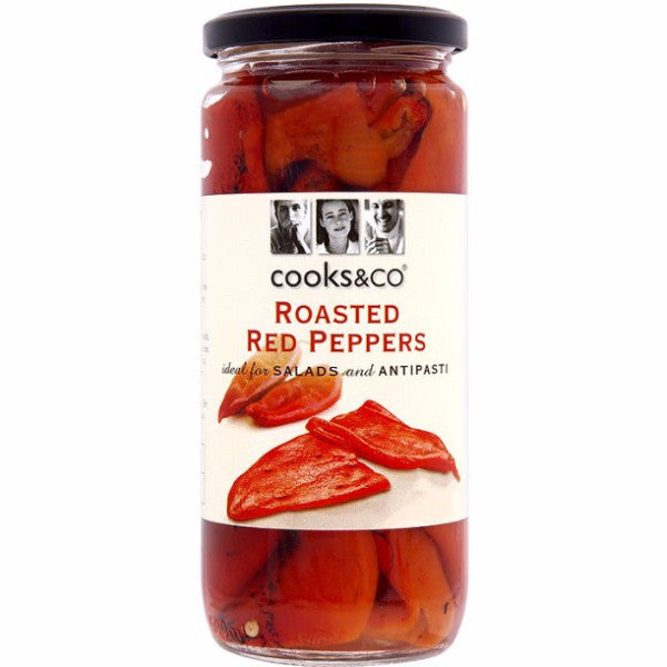 Roasted Red Peppers (360g)