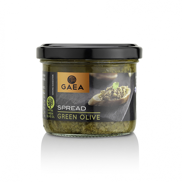 Gaea Tapenade - Green Olives (100g)