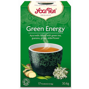 Green Energy Tea (17 x 6g)