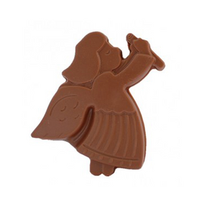 Organic Milk Chocolate Angel