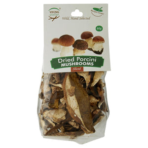 Porcini Mushrooms Sliced (40g)