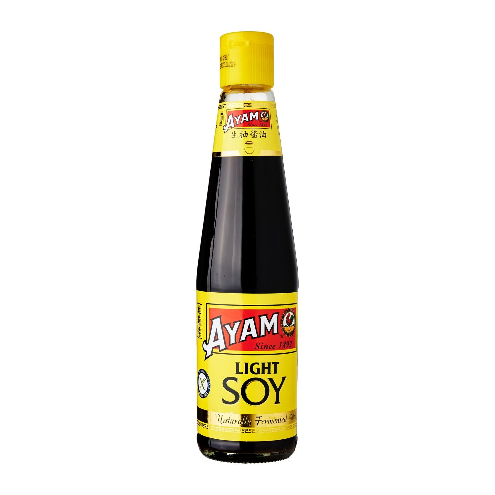 Light Soy Sauce (420ml)