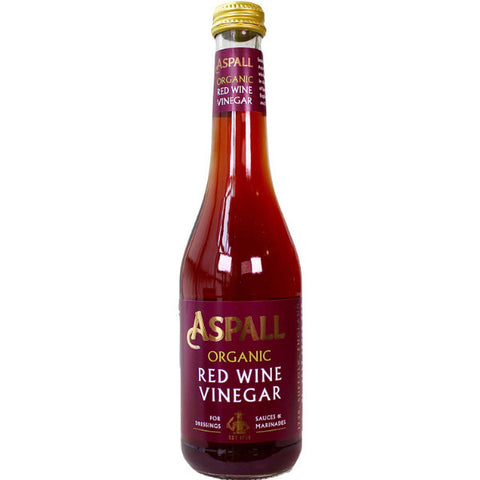 Organic Red Wine Vinegar (350ml)