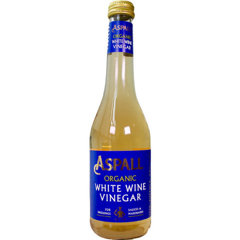 Organic White Wine Vinegar (350ml)