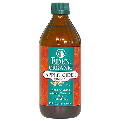 Raw Apple Cider Vinegar (16oz / 473 ml)