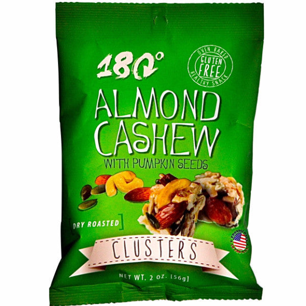 180 Almond Cashew with Pumpkin Seed 56g