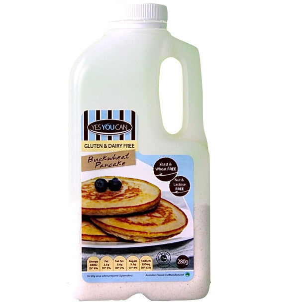 Buckwheat Pancake Mix (280g)