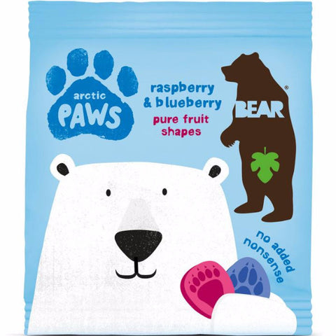 Bear Paws Arctic - Raspberry & Blueberry (20g)