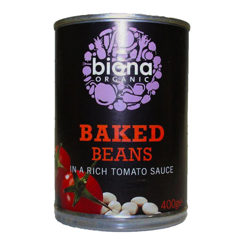 Baked Beans in Tomato Sauce (400g)