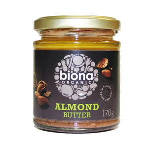 Almond Butter - Smooth (170g)