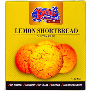 Bakehouse Lemon Shortbread (150g)