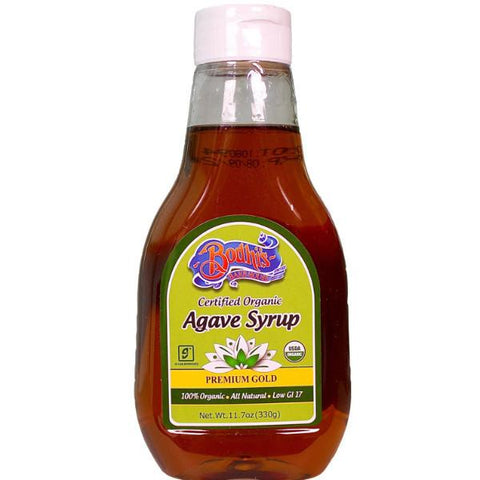 Organic Agave Syrup Premium Gold (330g)