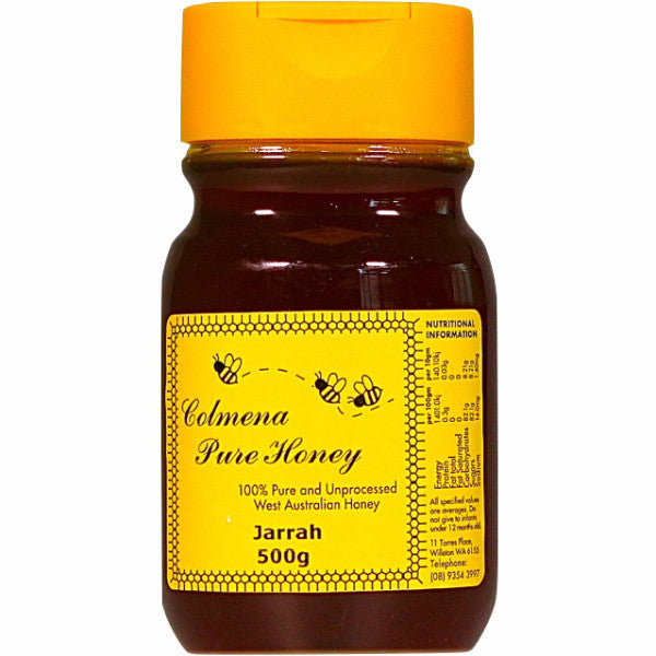 Colmena Pure Honey Jarrah (500g)