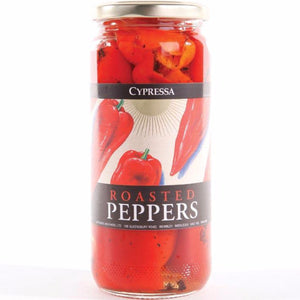 Cypressa Roasted Red Peppers (465g)