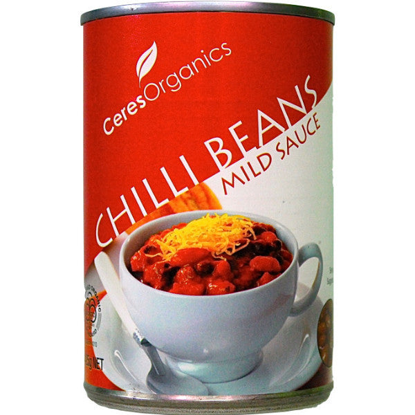 Chilli Beans in Sauce (425g)