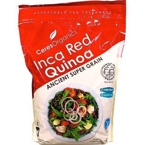 Inca Red Quinoa (400g)