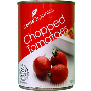 Tomatoes Chopped (400g)