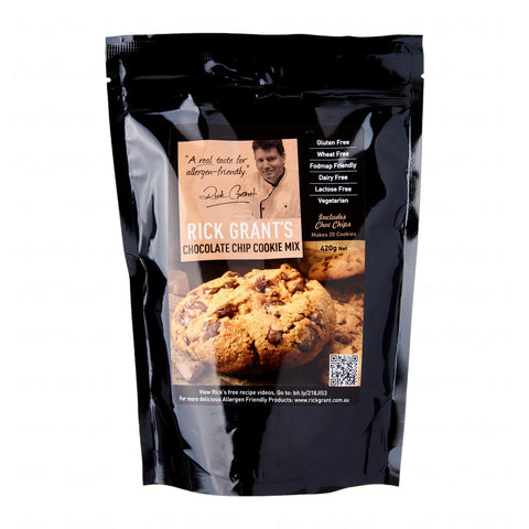 Rick Grant's Chocolate Chip Cookie Mix (420g)